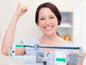 Como bajar de peso rapido y de manera saludable