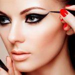 Como aplicar delineador de ojos