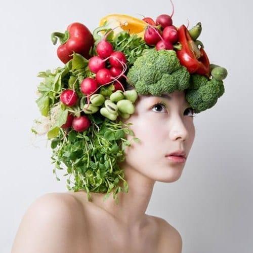 Alimentacion y cabello