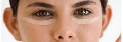 Como tapar las ojeras con maquillaje