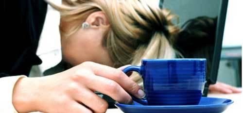 Como dejar de sentirte cansada o fatigada todo el tiempo