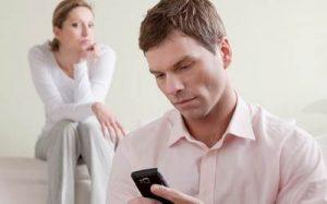Como saber si tu novio te es infiel