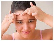 acne en los adultos