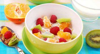 Importancia del desayuno para bajar de peso