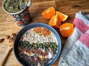 Tips para bajar de peso para vegetarianos