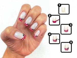 Como decorar uñas paso a paso