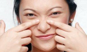 Como eliminar los puntos negros de la nariz