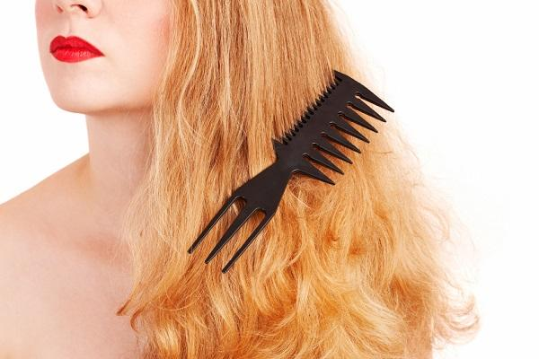 Como tratar el cabello seco
