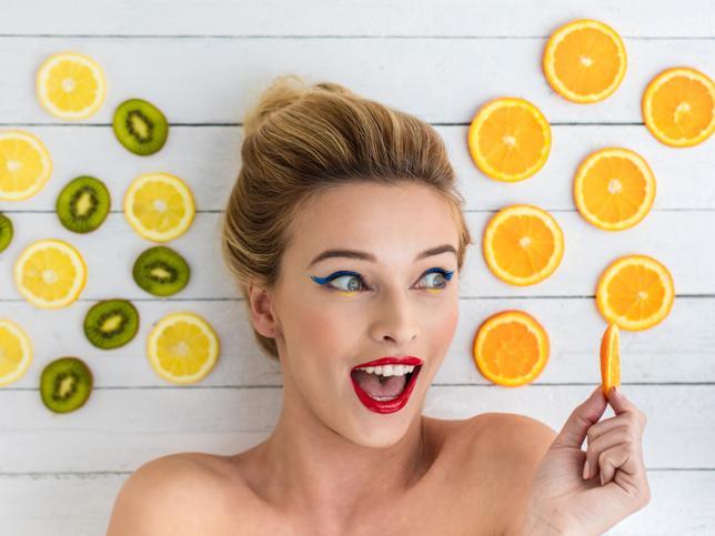 Vitaminas y minerales para una piel sana y sin manchas